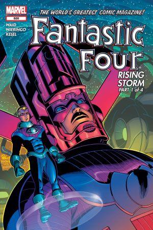 Fantastic Four #520