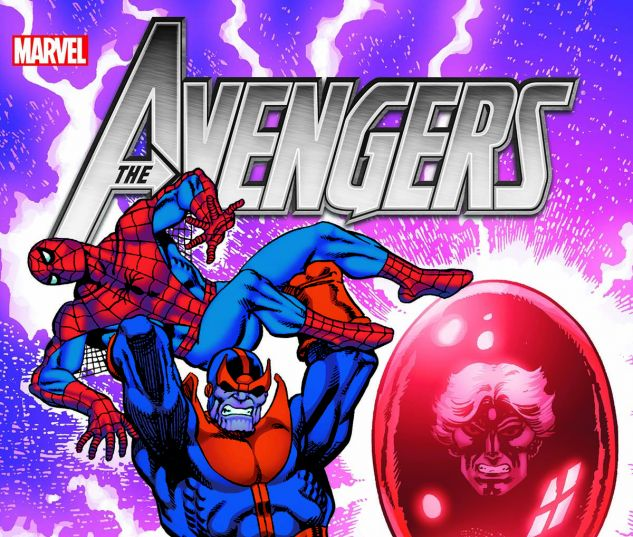 cover from Avengers Vs. Thanos (2013)