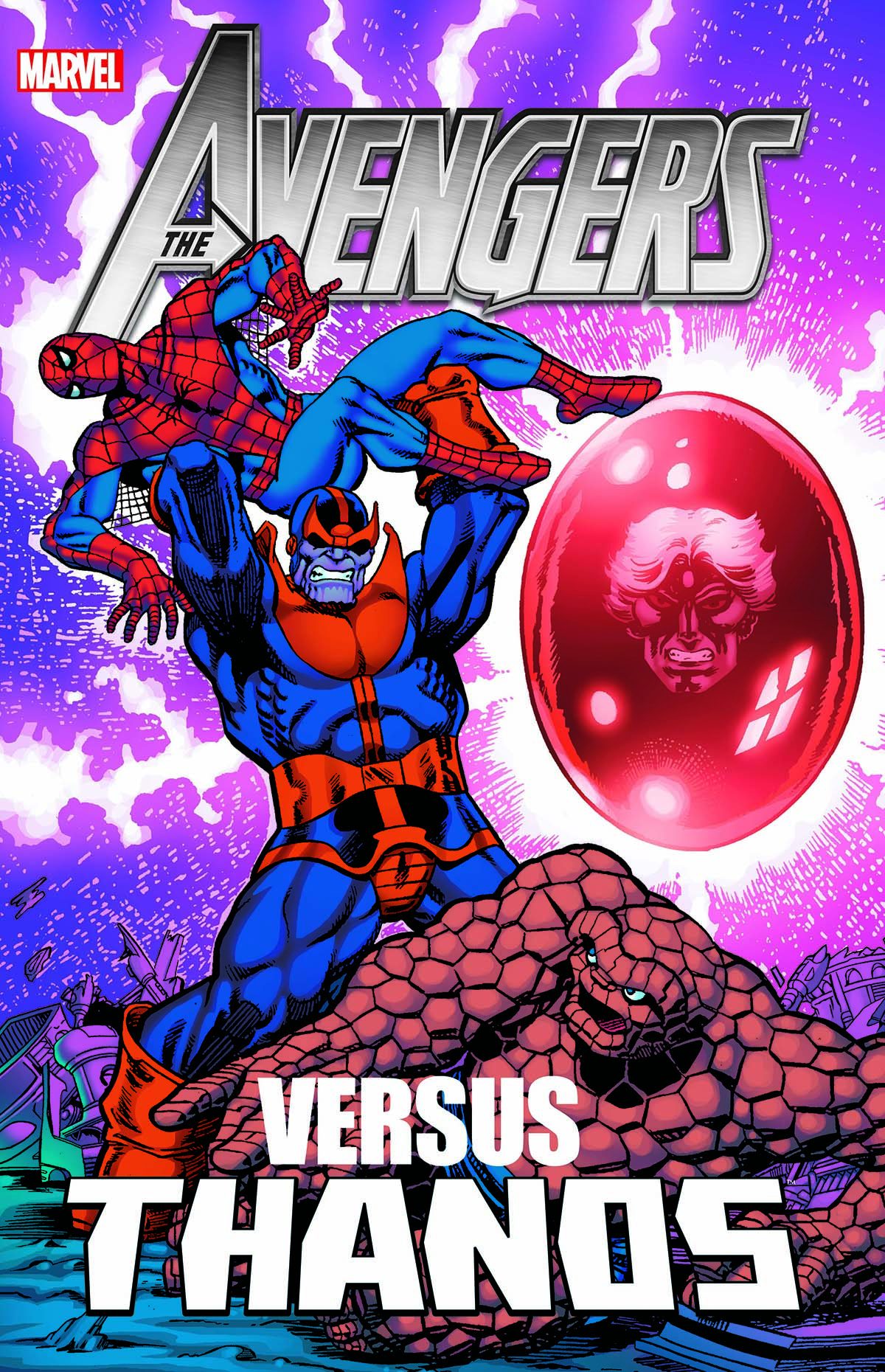 Avengers Vs. Thanos (Trade Paperback)