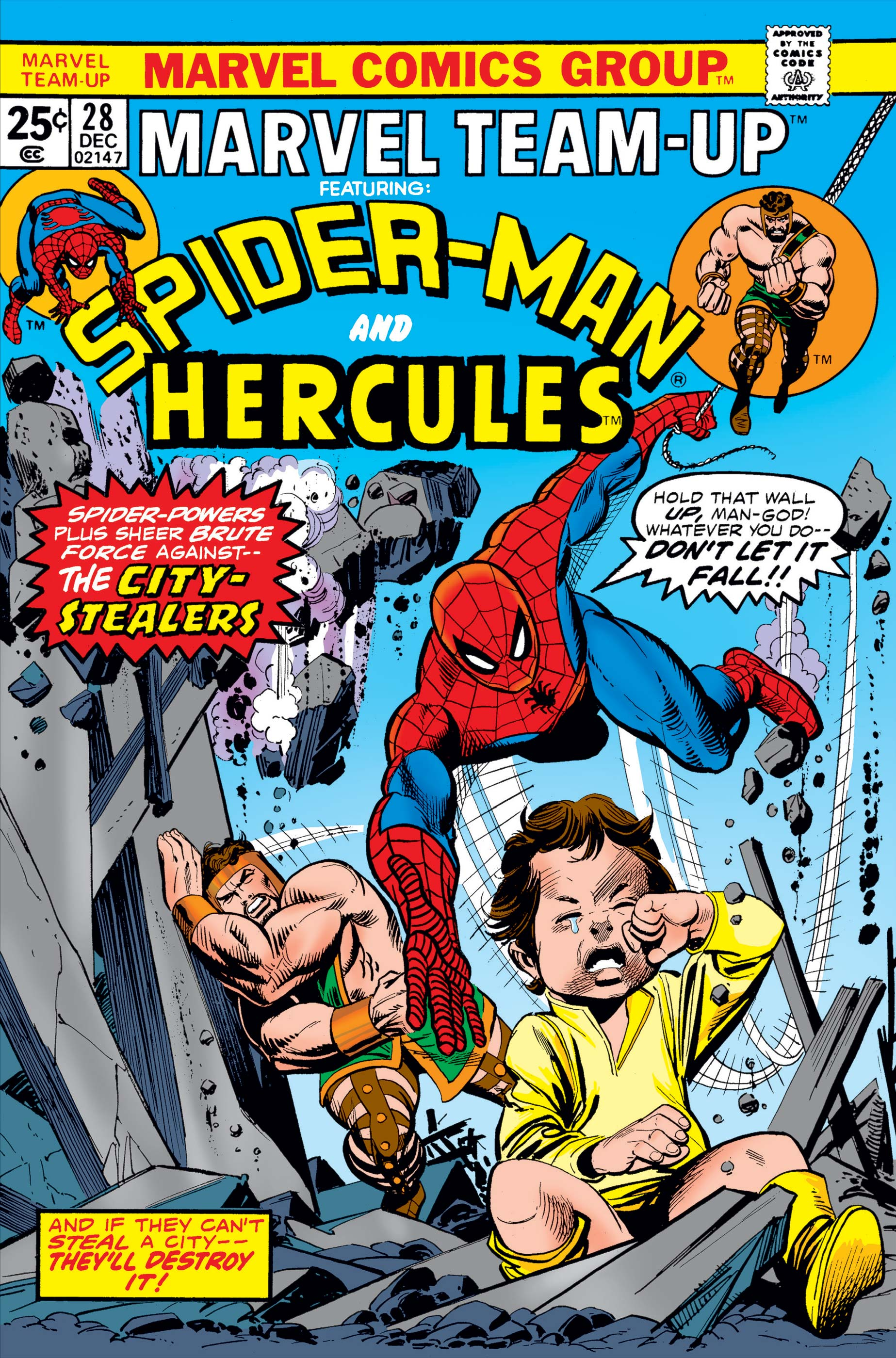 Marvel Team-Up (1972) #28