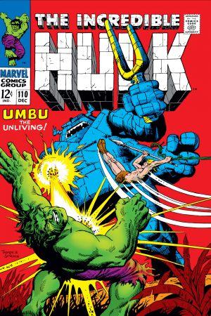 Incredible Hulk (1962) #110