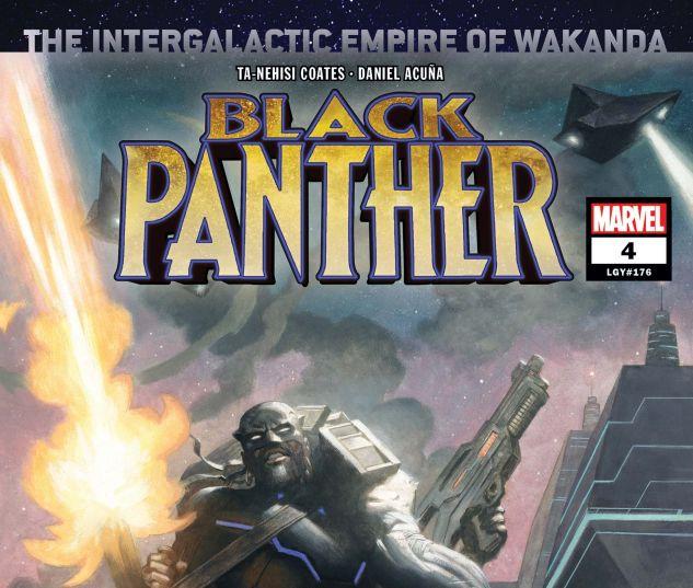 Black Panther (2018) #4
