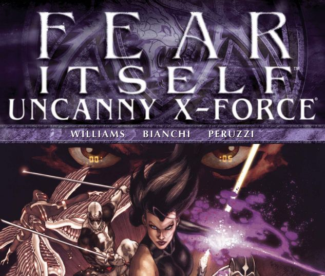 Fear Itself: Uncanny X-Force (2011) #3