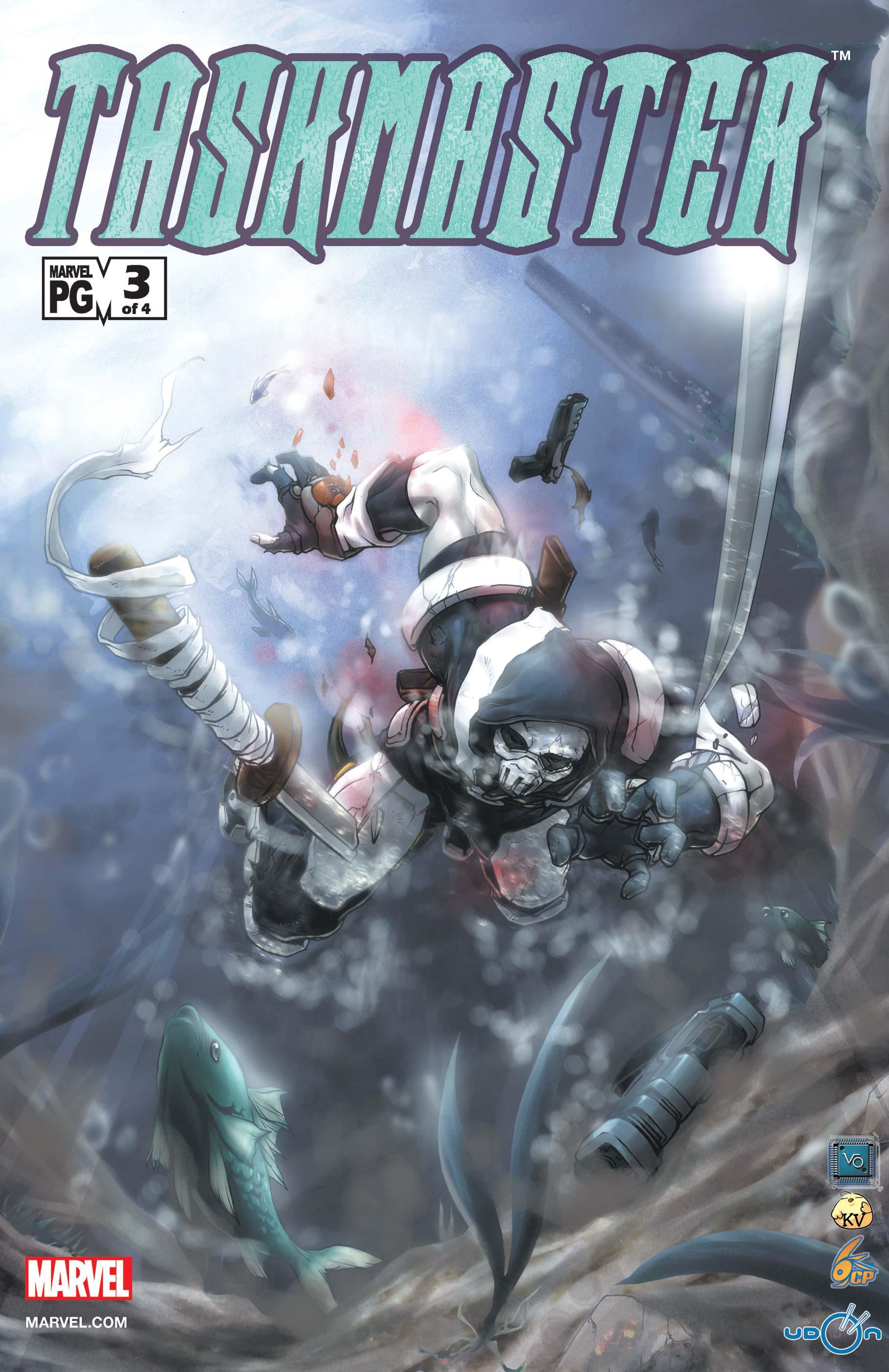 Taskmaster (2002) #3