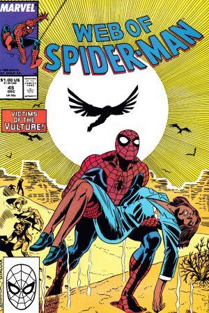 Web of Spider-Man #45
