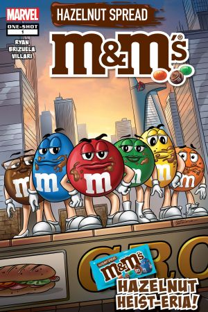 M&M's, Hazelnut Hysteria: One-Shot