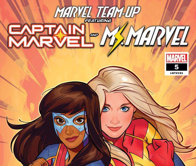 Ms. Marvel Team-Up #5