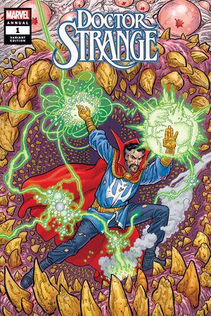 Doctor Strange Annual (2019) #1 (Variant)