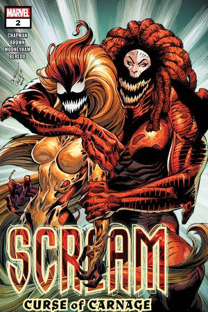 Scream: Curse of Carnage #2