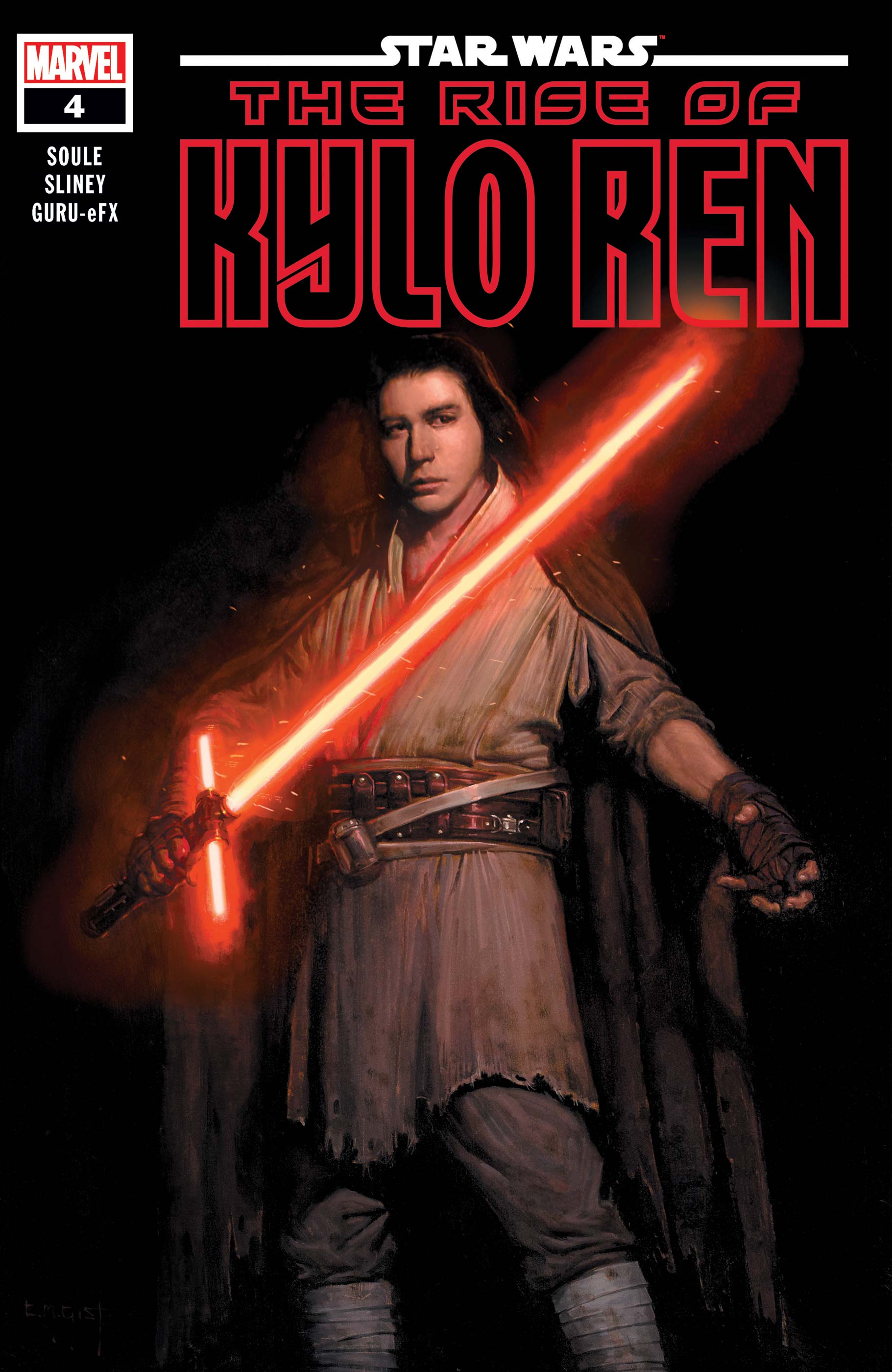 Star Wars: The Rise of Kylo Ren (2019) #4