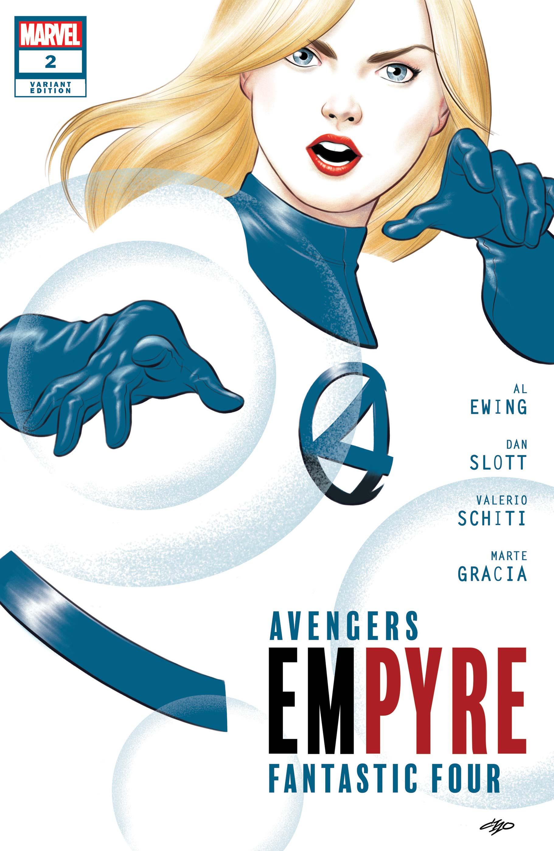 Empyre (2020) #2 (Variant)