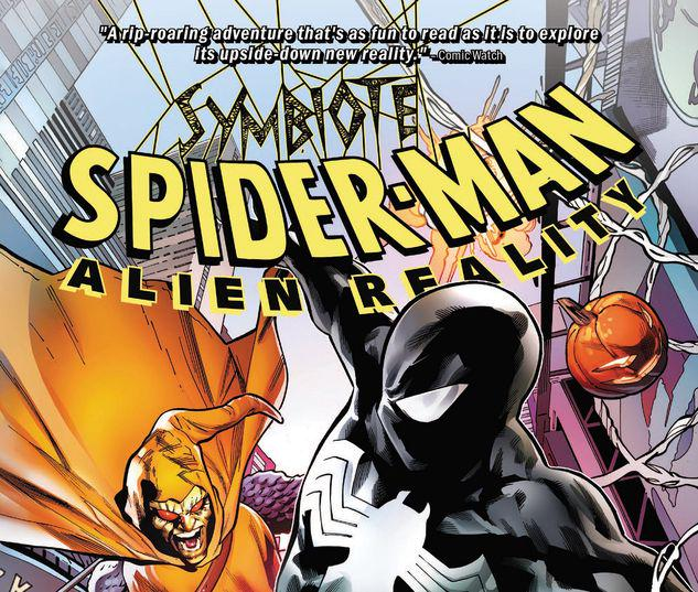 SYMBIOTE SPIDER-MAN: ALIEN REALITY TPB #1