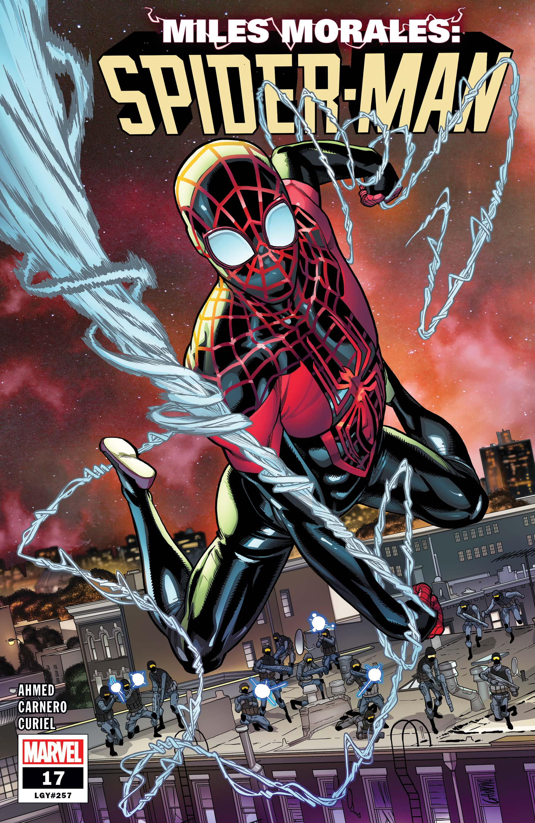 Miles Morales: Spider-Man (2018) #17