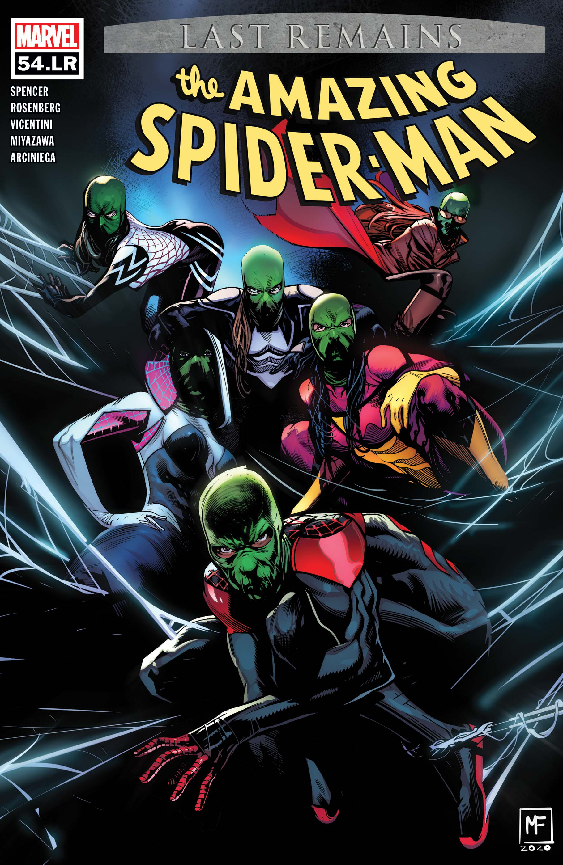 The Amazing Spider-Man (2018) #54.1