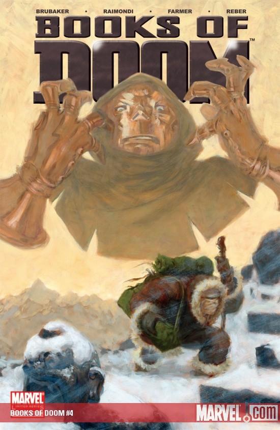Books of Doom (2005) #4