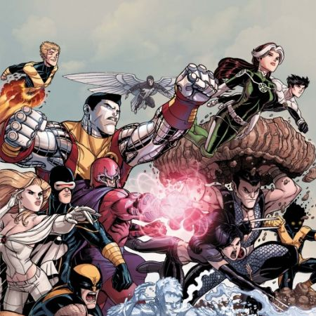 X-Men: To Serve and Protect (2010) #1 (Variant)