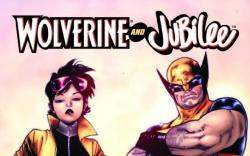 Wolverine & Jubilee #1 cover by Olivier Coipel