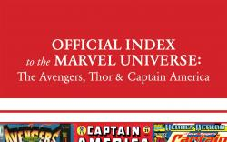 Avengers, Thor & Captain America: Official Index to the Marvel Universe Marvel Universe #13