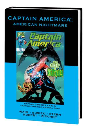 Captain America: American Nightmare (Hardcover)
