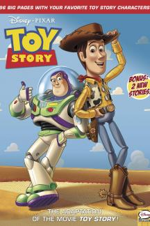 Disney/Pixar Giant Size Comics #6