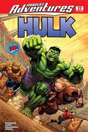 Marvel Adventures Hulk (2007) #12