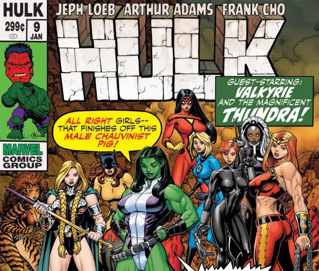 Hulk (2008) #9