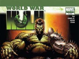 World War Hulk (2007) #4