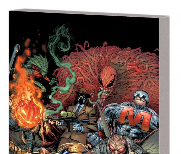 VENOM: THE SAVAGE SIX TPB