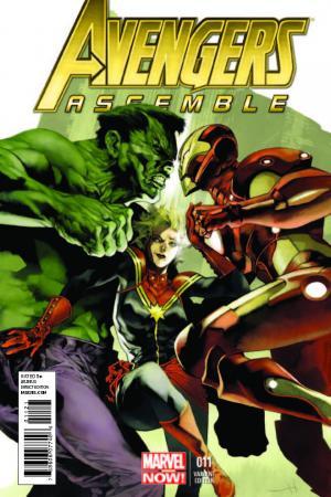 Avengers Assemble #11  (Perger Variant)