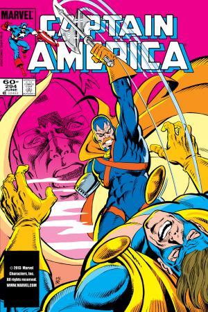 Captain America (1968) #294