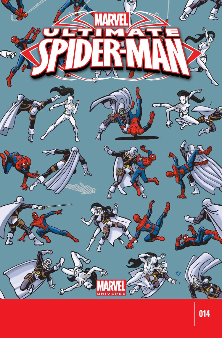 Marvel Universe Ultimate Spider-Man (2012) #14