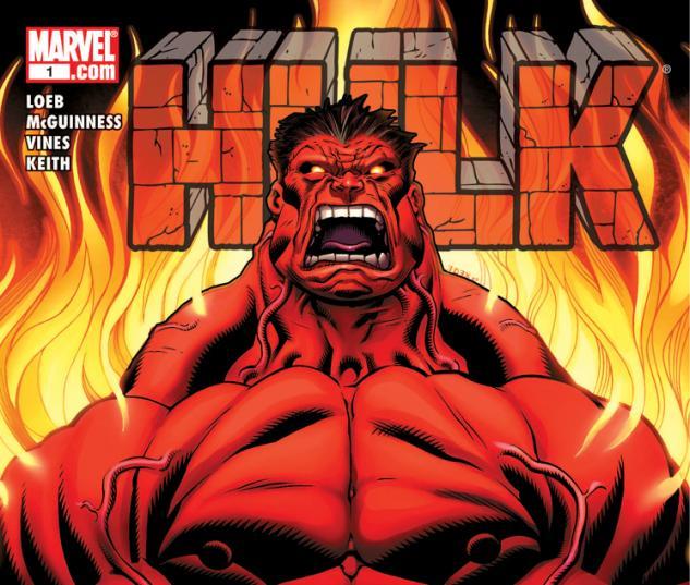The Hulk (2008) #1