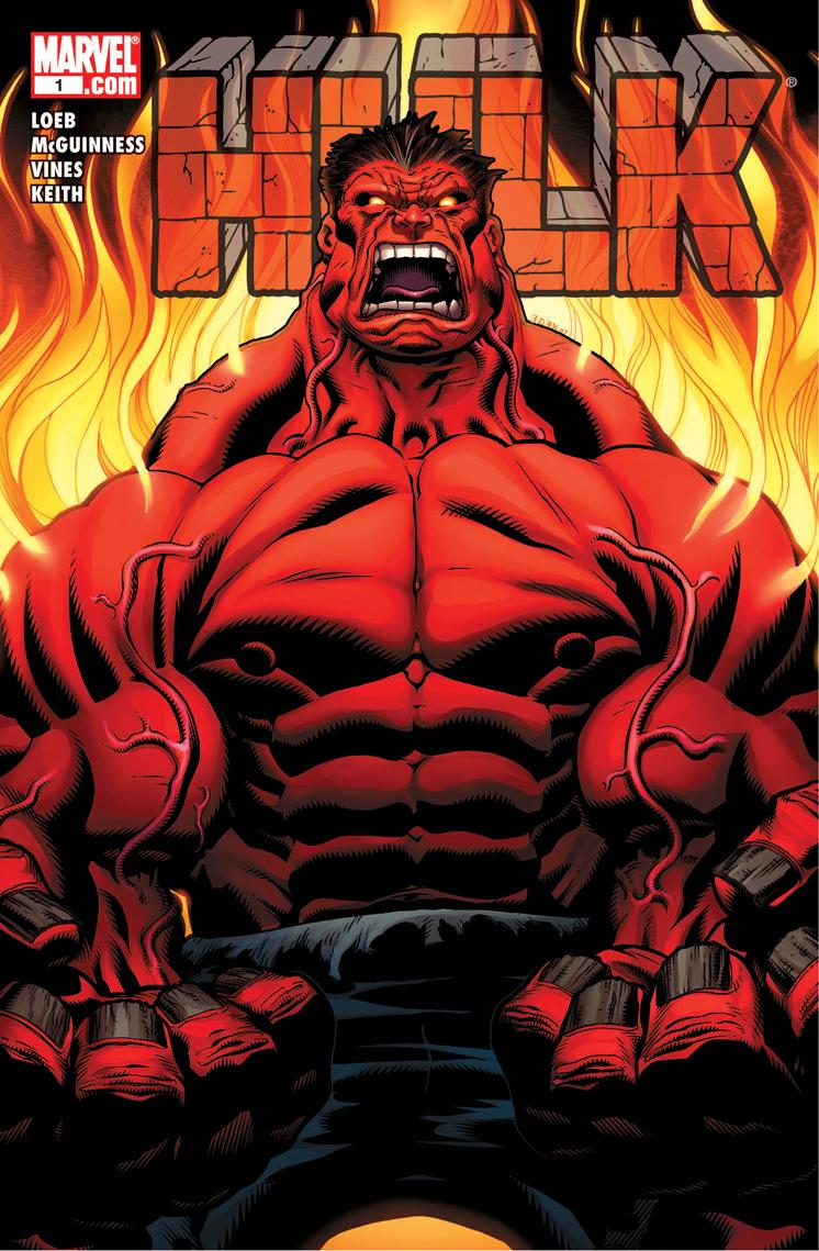 Hulk (2008) #1