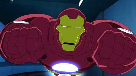 Iron Man takes flight in Marvel's Avengers Assemble
