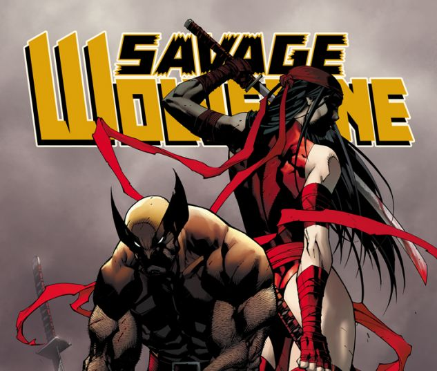 SAVAGE WOLVERINE 8 (NOW, WITH DIGITAL CODE)