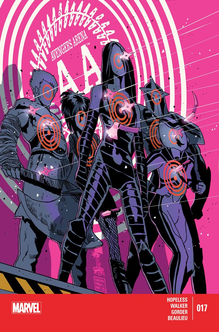 Avengers Arena (2012) #17