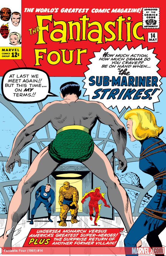 Fantastic Four (1961) #14