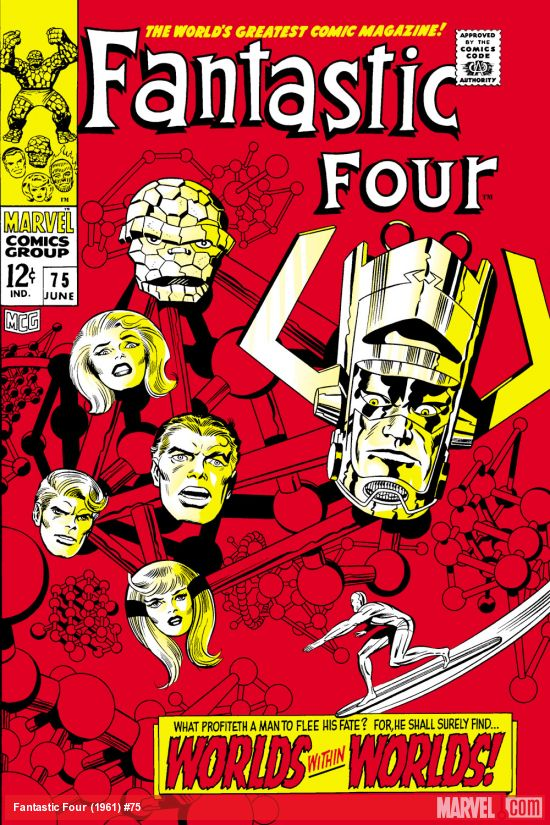 Marvel Masterworks: The Fantastic Four Vol. 8 (Hardcover)