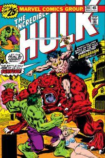 Incredible Hulk (1962) #201