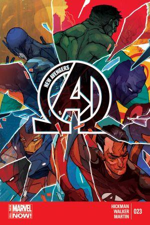 New Avengers (2013) #23