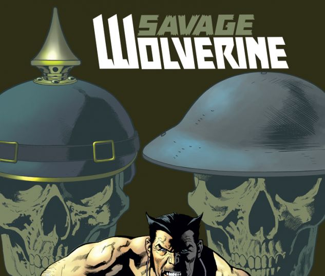 SAVAGE WOLVERINE 22 (ANMN, WITH DIGITAL CODE)