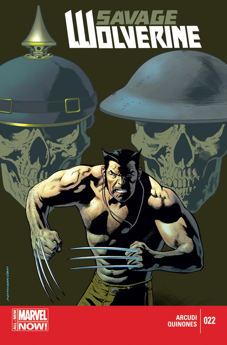 Savage Wolverine (2013) #22