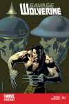 SAVAGE WOLVERINE 22 (ANMN, WITH DIGITAL CODE)
