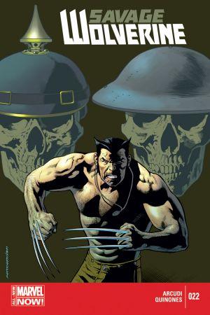 Savage Wolverine #22