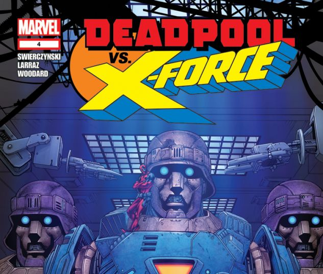 Deadpool Vs. X-Force (2020) #4