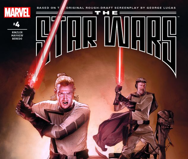 The Star Wars (2013) #4