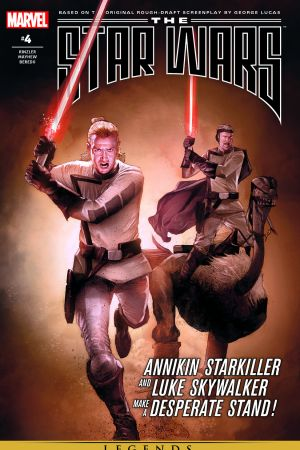 The Star Wars #4