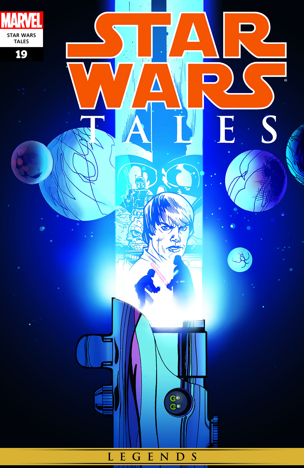 Star Wars Tales (1999) #19