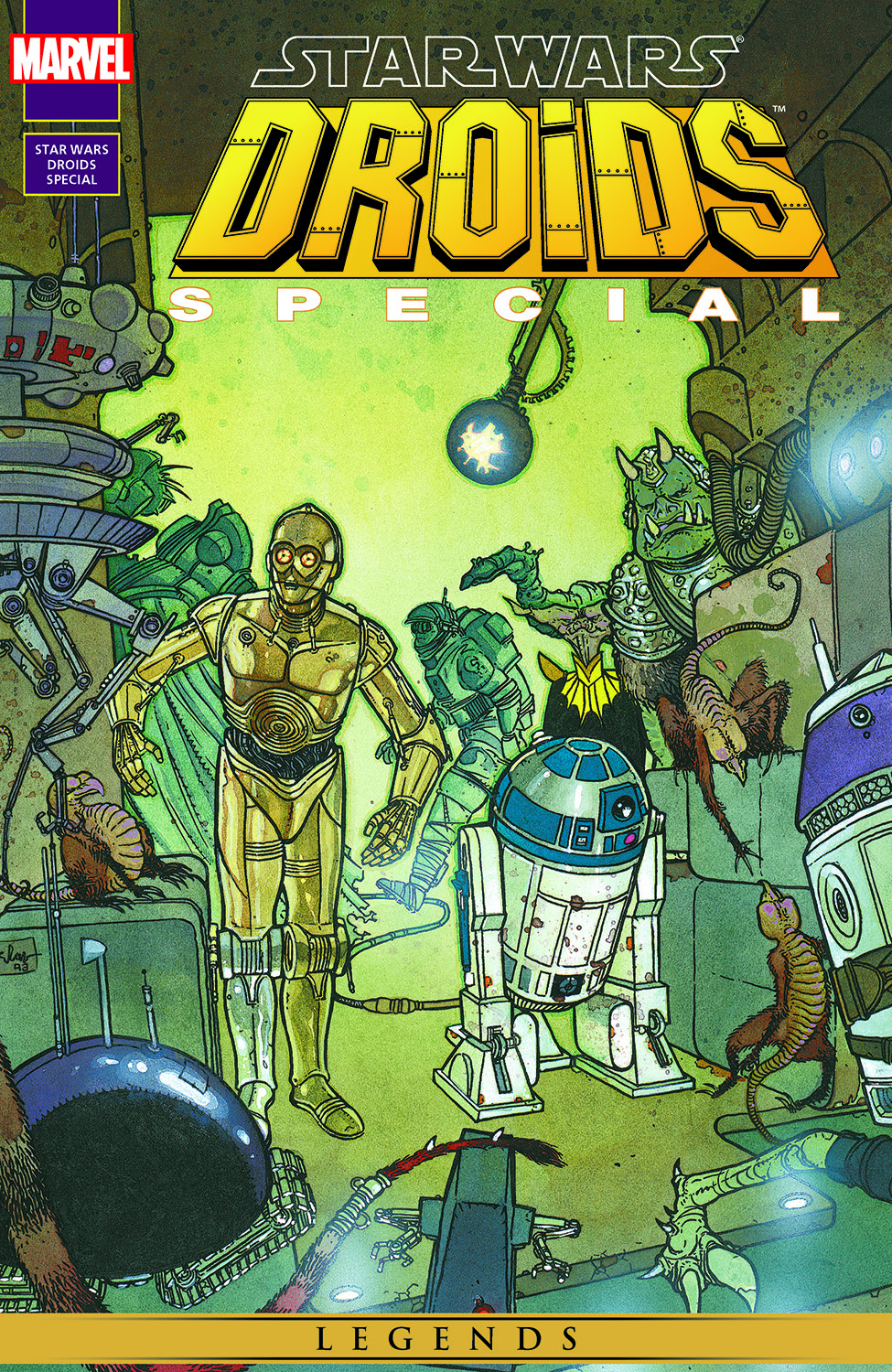 Star Wars: Droids Special (1995) #1