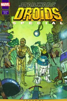 Star Wars: Droids Special #1